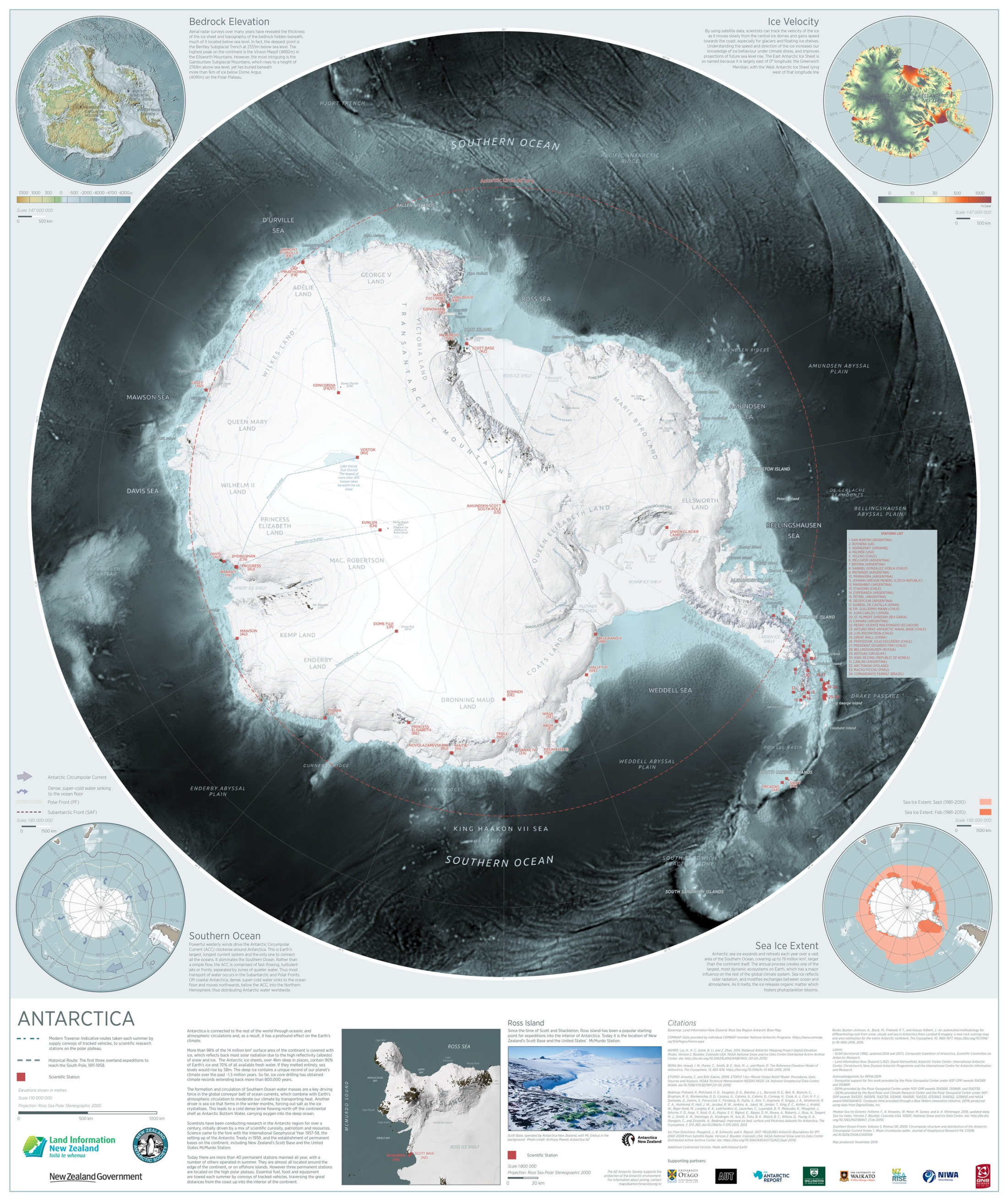 Antarctica_wall_map